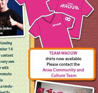 team waouw shirts