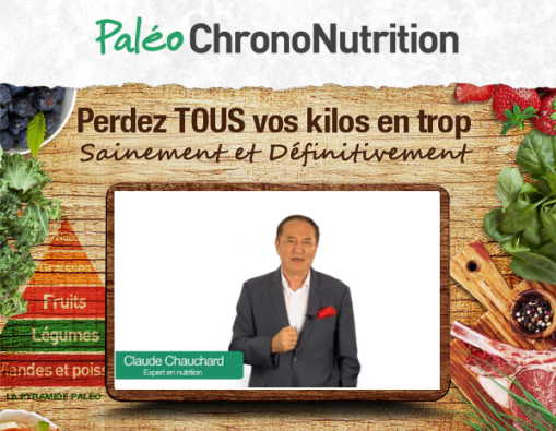 Dr. Chauchard Launches Paleo-ChronoNutrition